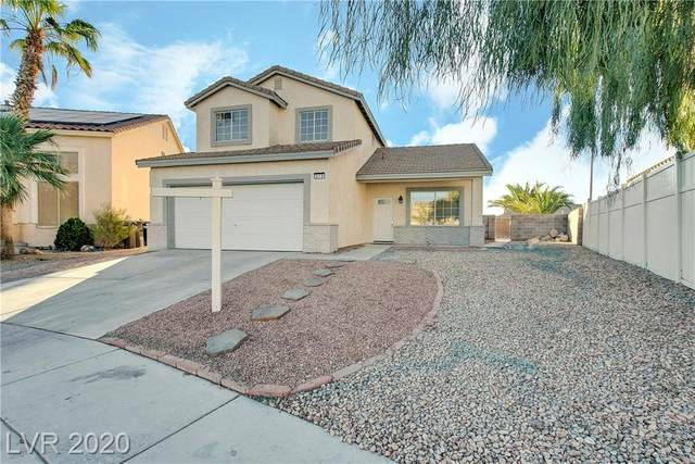 819 Agave Avenue, North Las Vegas, NV 89032 (MLS #2246056) :: The Shear Team