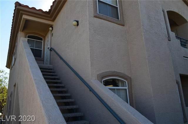 5415 Harmon Avenue #2004, Las Vegas, NV 89103 (MLS #2246156) :: The Lindstrom Group