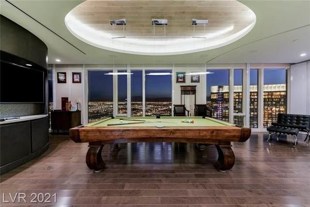 3750 S Las Vegas Boulevard #4507, Las Vegas, NV 89158 (MLS #2246309) :: Signature Real Estate Group
