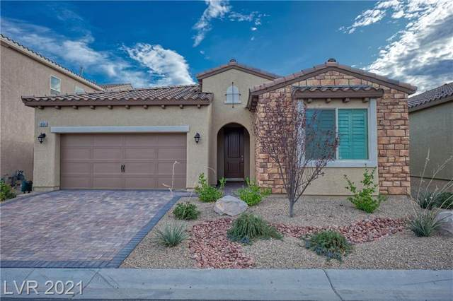 1058 Whitworth Avenue, Las Vegas, NV 89148 (MLS #2246341) :: Vestuto Realty Group
