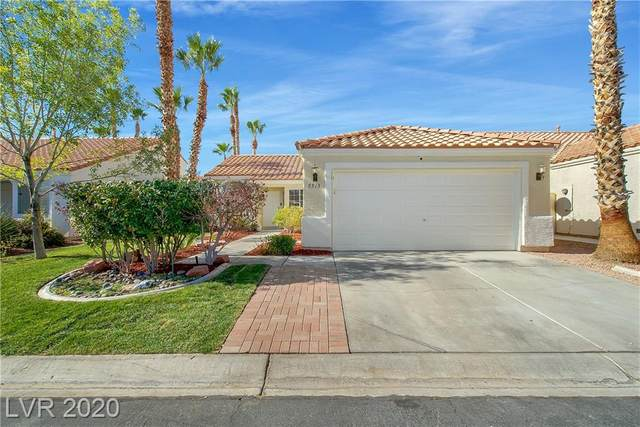 5513 Desert Valley Drive, Las Vegas, NV 89149 (MLS #2246410) :: Hebert Group | Realty One Group