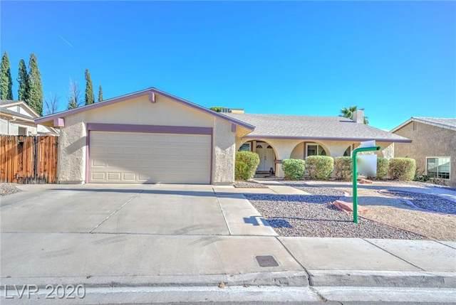 1515 Dorothy Drive, Boulder City, NV 89005 (MLS #2246482) :: Signature Real Estate Group