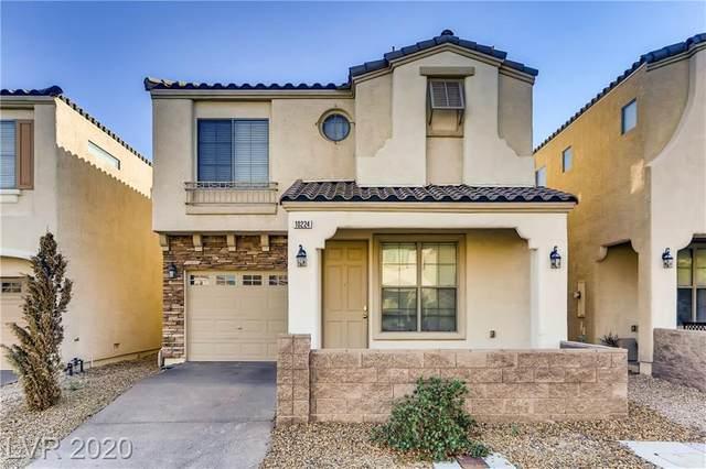 10224 Viterbo Street, Las Vegas, NV 89183 (MLS #2246590) :: Hebert Group   Realty One Group