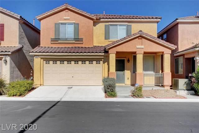 6874 Nickel Mine Avenue, Las Vegas, NV 89122 (MLS #2246593) :: Hebert Group   Realty One Group