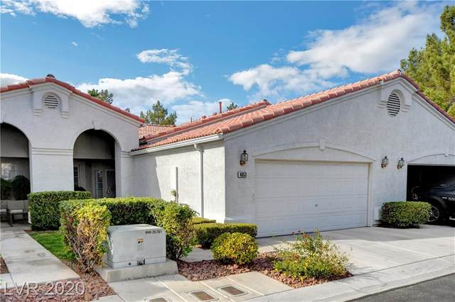 4853 Cliff Crest Street, Las Vegas, NV 89147 (MLS #2246604) :: Hebert Group | Realty One Group