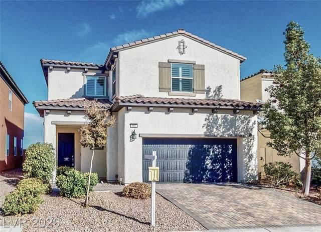 582 Crying Bird Avenue, Las Vegas, NV 89178 (MLS #2246793) :: Hebert Group | Realty One Group