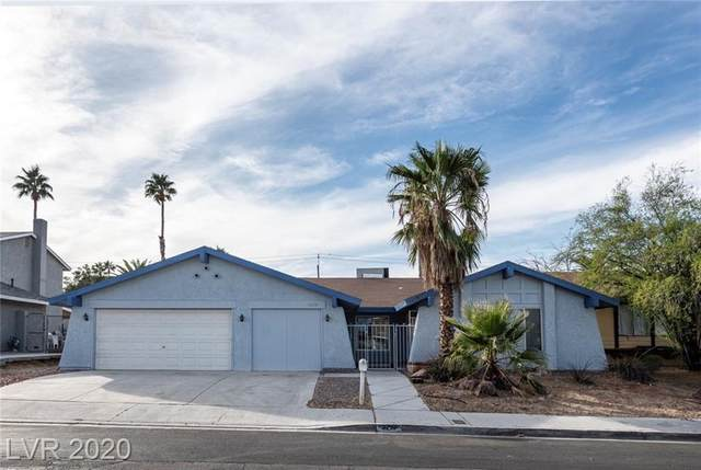 3219 Pampas Place, Las Vegas, NV 89146 (MLS #2246828) :: The Lindstrom Group