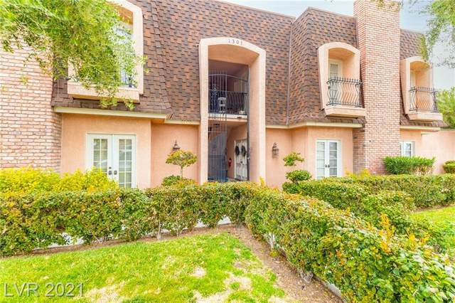 1301 Saint Louis Avenue #3, Las Vegas, NV 89104 (MLS #2246882) :: Billy OKeefe | Berkshire Hathaway HomeServices