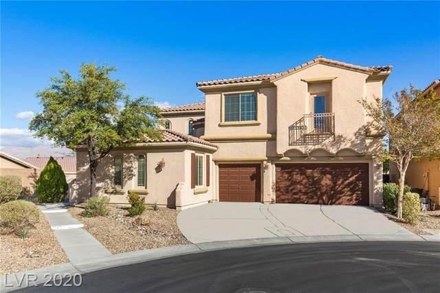 7936 Farralon Ridge Court, Las Vegas, NV 89149 (MLS #2247037) :: Jeffrey Sabel