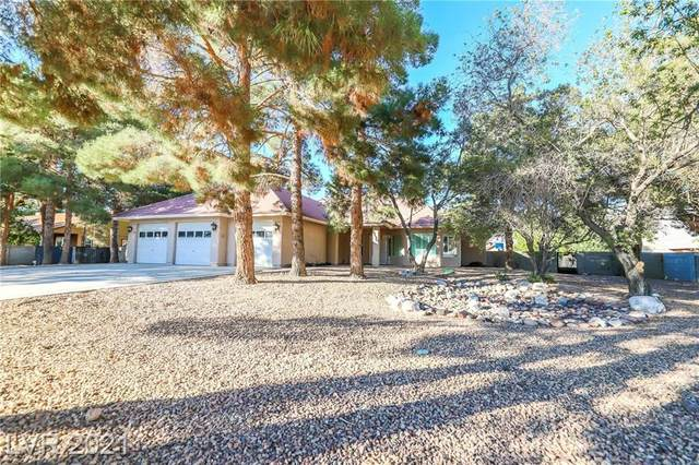 6130 Ackerman Avenue, Las Vegas, NV 89131 (MLS #2247145) :: Vestuto Realty Group