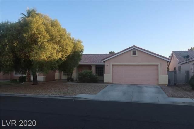 3007 Bradford Hill Avenue, Las Vegas, NV 89031 (MLS #2247450) :: Billy OKeefe | Berkshire Hathaway HomeServices
