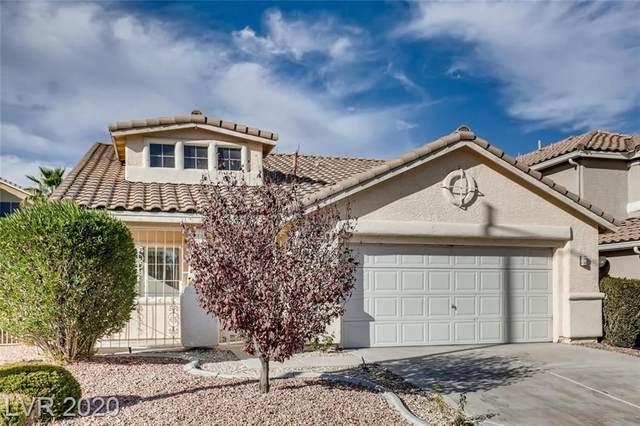 3333 Hidden Ridge Street, Las Vegas, NV 89129 (MLS #2247594) :: Vestuto Realty Group
