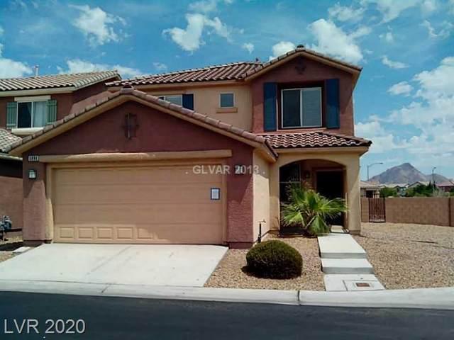 6896 Mahogany Meadows Avenue, Las Vegas, NV 89122 (MLS #2247779) :: The Lindstrom Group