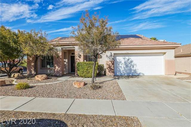 2158 High Mesa Drive, Henderson, NV 89012 (MLS #2248193) :: The Mark Wiley Group | Keller Williams Realty SW