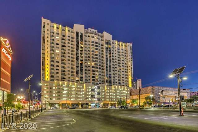 150 Las Vegas Boulevard #910, Las Vegas, NV 89101 (MLS #2248337) :: Signature Real Estate Group