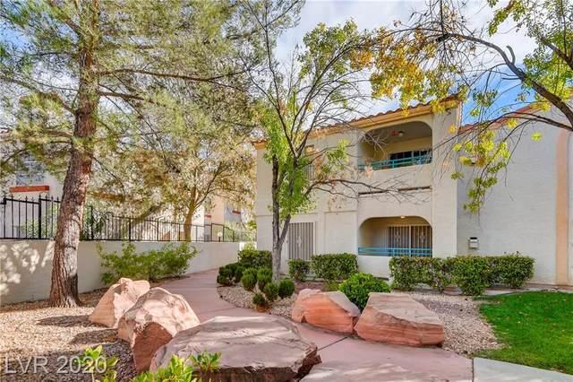 8452 Boseck Drive #154, Las Vegas, NV 89145 (MLS #2248431) :: Hebert Group | Realty One Group