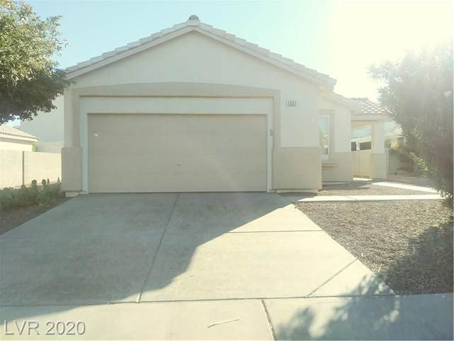 1007 Wreath Court, Henderson, NV 89074 (MLS #2248476) :: Team Michele Dugan