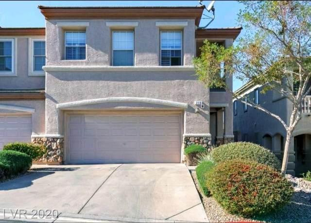 219 Priority Point Street, Henderson, NV 89012 (MLS #2248663) :: Jeffrey Sabel