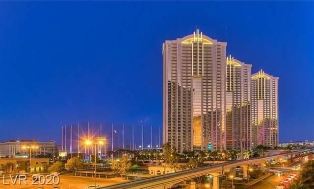 145 Harmon Avenue #202, Las Vegas, NV 89109 (MLS #2248675) :: Signature Real Estate Group