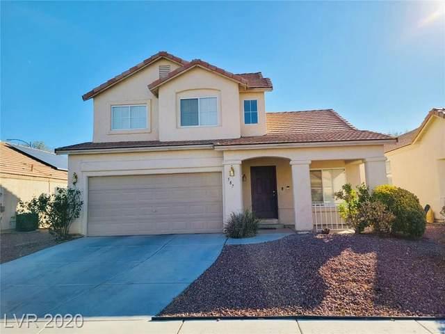 587 Pomerol Avenue, Las Vegas, NV 89123 (MLS #2248716) :: Hebert Group | Realty One Group