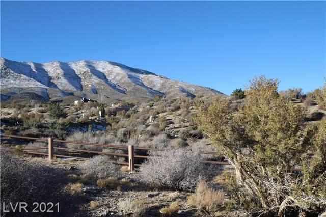72 Pinon Road, Cold Creek, NV 89124 (MLS #2248789) :: Jeffrey Sabel