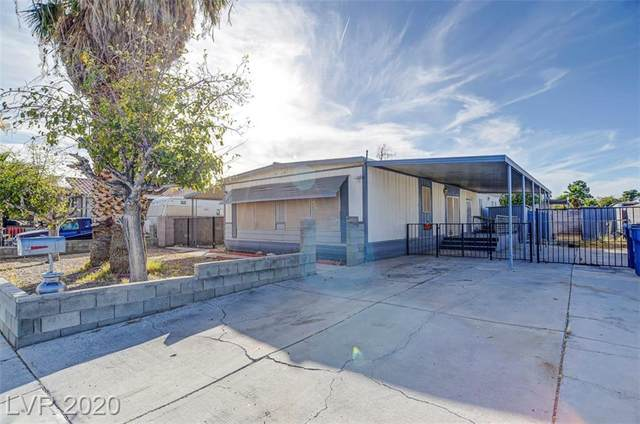 3595 Huerta Drive, Las Vegas, NV 89121 (MLS #2249353) :: The Lindstrom Group