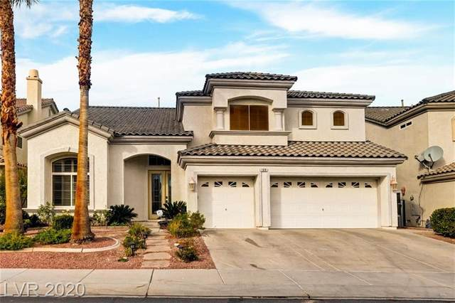 169 Cascade Lake Street, Las Vegas, NV 89148 (MLS #2249445) :: The Lindstrom Group