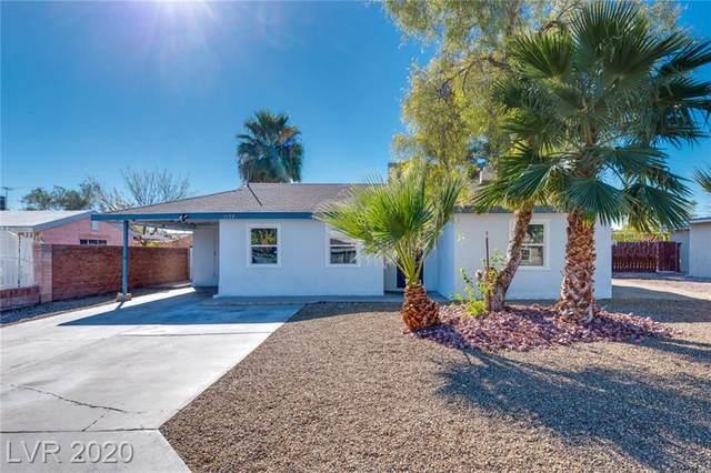 1128 Francis Avenue, Las Vegas, NV 89104 (MLS #2249530) :: Hebert Group | Realty One Group