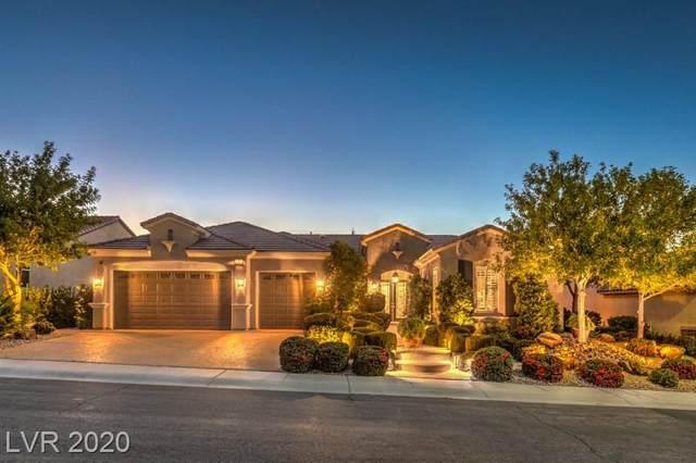 2227 Bannerwood Street, Henderson, NV 89044 (MLS #2249706) :: The Mark Wiley Group | Keller Williams Realty SW
