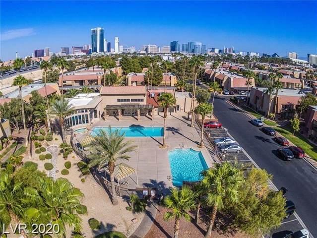 5061 River Glen Drive #66, Las Vegas, NV 89103 (MLS #2249729) :: Signature Real Estate Group