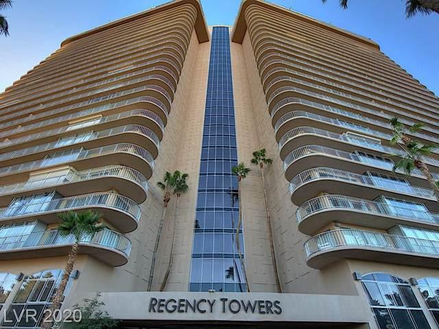 3111 Bel Air Drive 27F, Las Vegas, NV 89109 (MLS #2249732) :: ERA Brokers Consolidated / Sherman Group