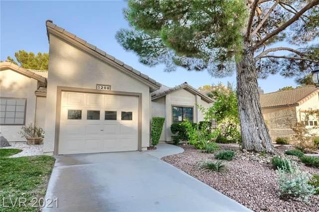5208 Las Cruces Drive, Las Vegas, NV 89130 (MLS #2249775) :: Vestuto Realty Group