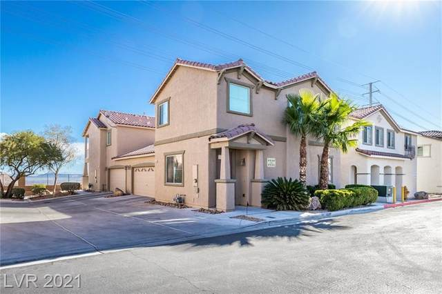 4118 Sparrow Rock Street, Las Vegas, NV 89129 (MLS #2249872) :: Billy OKeefe | Berkshire Hathaway HomeServices