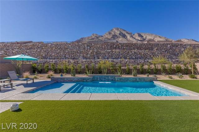 3121 Indigo Macaw Lane, Las Vegas, NV 89138 (MLS #2249925) :: Kypreos Team