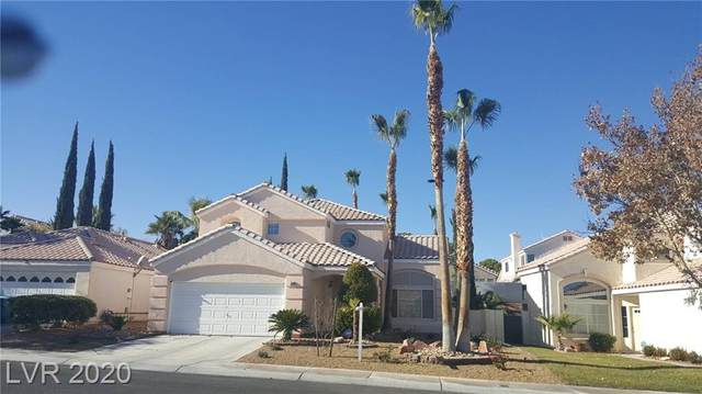 2349 Sterling Heights Drive, Las Vegas, NV 89134 (MLS #2249926) :: The Lindstrom Group