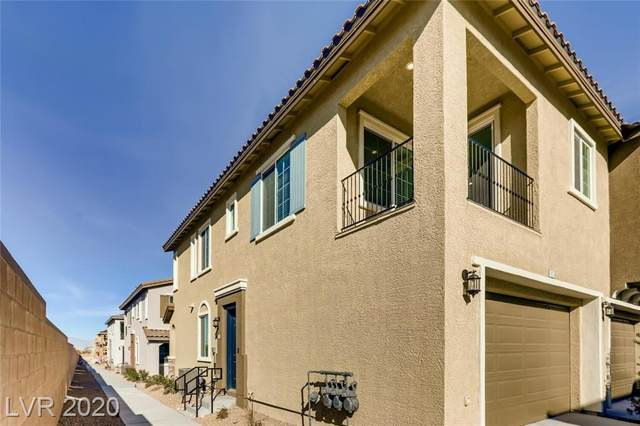 20 Barbara Lane #102, Las Vegas, NV 89183 (MLS #2250014) :: Vestuto Realty Group