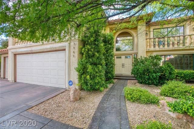 3141 Port Side Drive, Las Vegas, NV 89117 (MLS #2250028) :: The Lindstrom Group