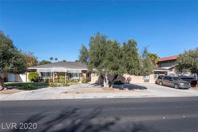2812 W Oakey Boulevard, Las Vegas, NV 89102 (MLS #2250172) :: The Perna Group