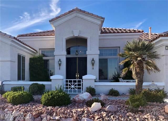2305 Lauren Drive, Las Vegas, NV 89134 (MLS #2250287) :: Hebert Group | Realty One Group