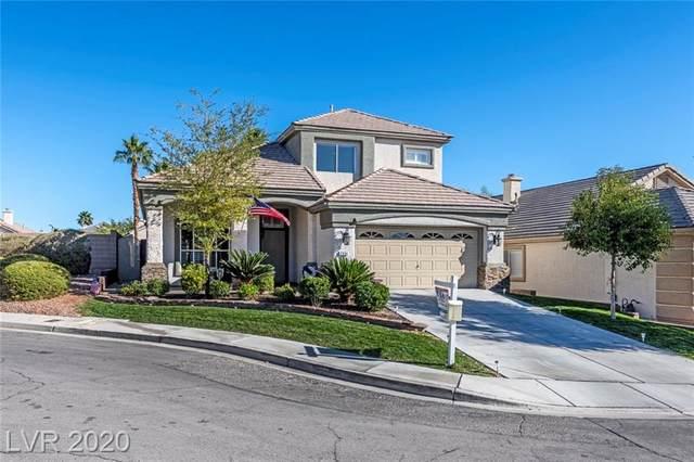 2904 Branch Creek Court, Las Vegas, NV 89135 (MLS #2250294) :: Signature Real Estate Group