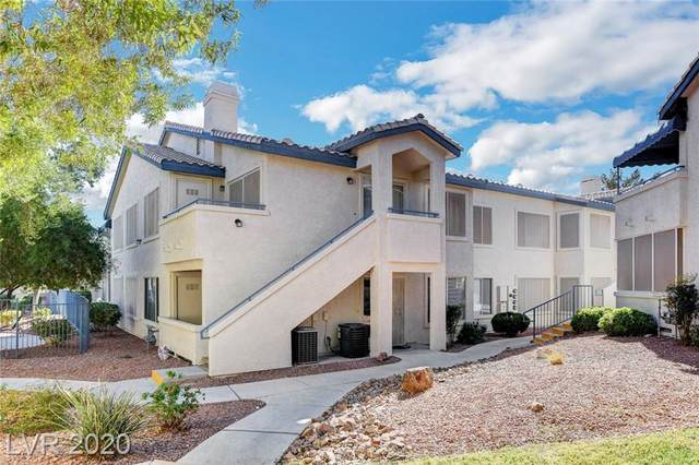 3425 Russell Road #119, Las Vegas, NV 89120 (MLS #2250557) :: Jeffrey Sabel