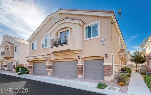 10123 Aspen Rose Street #101, Las Vegas, NV 89183 (MLS #2250674) :: The Mark Wiley Group | Keller Williams Realty SW