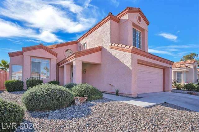 9821 Cross Creek Way, Las Vegas, NV 89117 (MLS #2250731) :: Lindstrom Radcliffe Group
