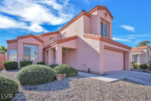9821 Cross Creek Way, Las Vegas, NV 89117 (MLS #2250731) :: Jeffrey Sabel