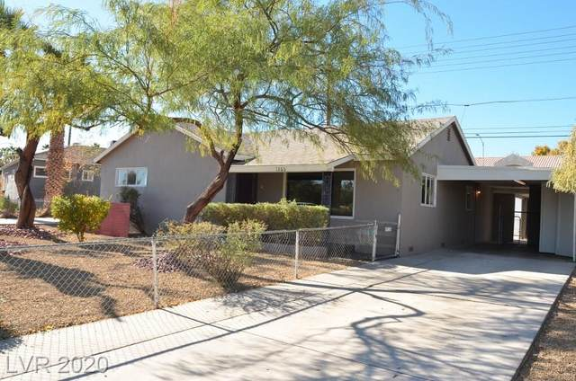 1260 Melville Drive, Las Vegas, NV 89102 (MLS #2250784) :: Vestuto Realty Group