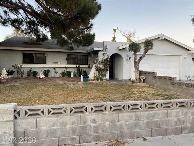 6212 Old Trail Road, Las Vegas, NV 89108 (MLS #2250944) :: Hebert Group   Realty One Group