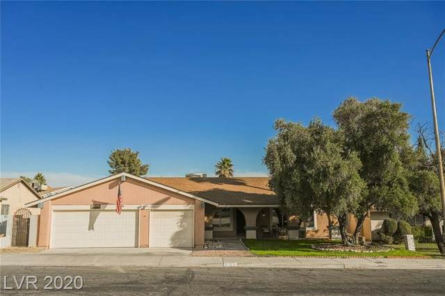5152 Alfalfa Street, Las Vegas, NV 89120 (MLS #2250980) :: The Mark Wiley Group | Keller Williams Realty SW