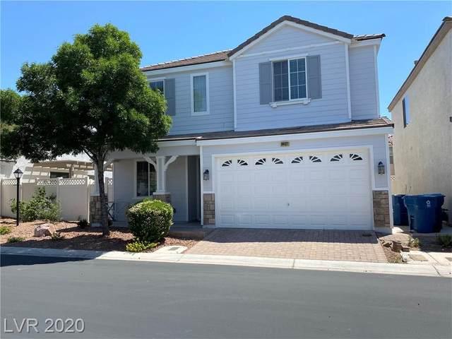 8432 Ravencrest Street, Las Vegas, NV 89139 (MLS #2251120) :: The Lindstrom Group