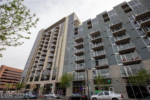 353 Bonneville Avenue #511, Las Vegas, NV 89101 (MLS #2251638) :: Signature Real Estate Group