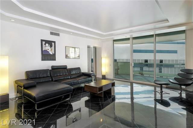 2877 Paradise Road #1004, Las Vegas, NV 89109 (MLS #2251688) :: Signature Real Estate Group